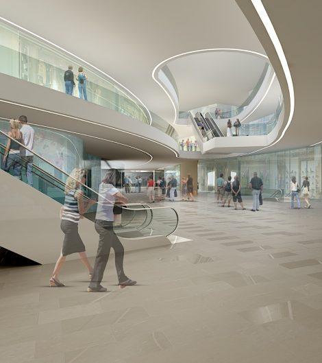 2014/ The Brilliancy Retail Mall Shenzhen
