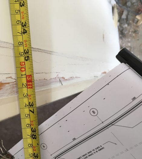 2017/09/01  RESIDENTIAL FIT OUT WORKS STARTED   The fit out works of the residential duplex in Kowloon Tong started recently. It will finish in 6 months. Click for more details. (September 2017)