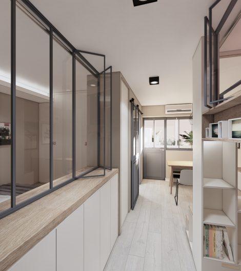 2020/01 Apartment at Lotus Tower
