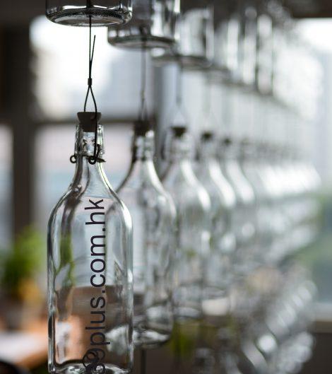 2014/ Glass bottle feature
