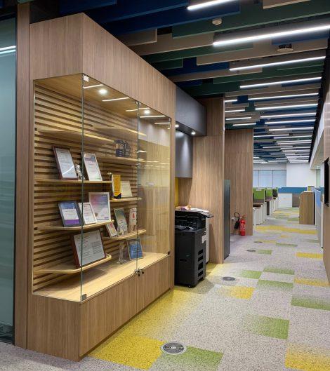 2020/05 EMSD HQ Digitalisation & Technology Division (DTD) Office